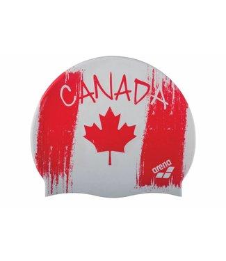 Arena CANADA SILICONE SWIM CAP