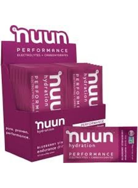 Nuun PERFORMANCE DRINK MIX - 12 singles