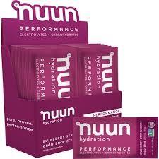 Nuun NUUN PERFORMANCE DRINK MIX - 12 singles