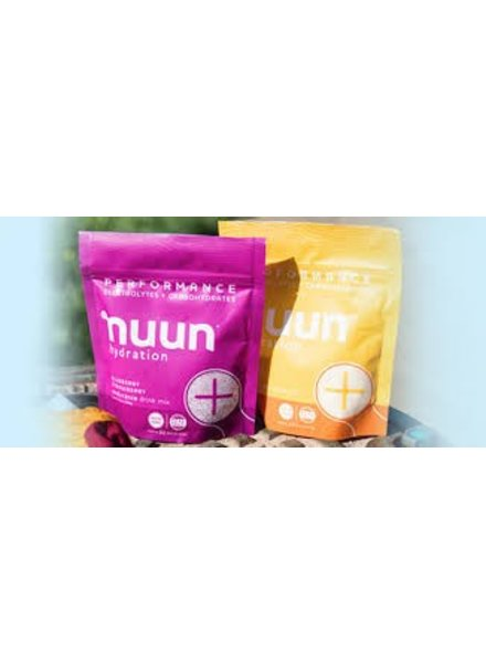 Nuun PERFORMANCE DRINK MIX (Bag of 32 servings)