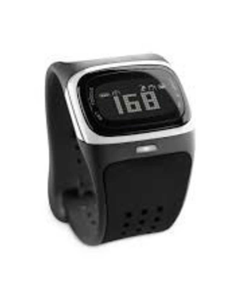MIO MIO ALPHA  STRAPLESS HEARTRATE BLK/WHT