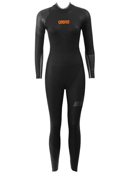 Arena Open Water Tri wetsuit Women's