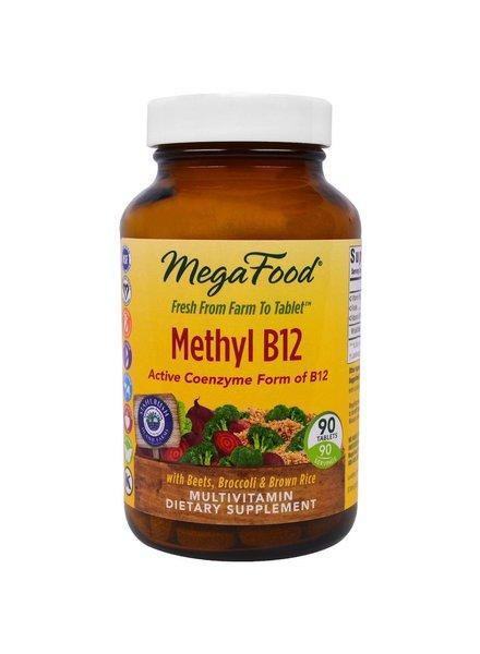 Mega Food Mega Food Methyl B12 - 60 caps