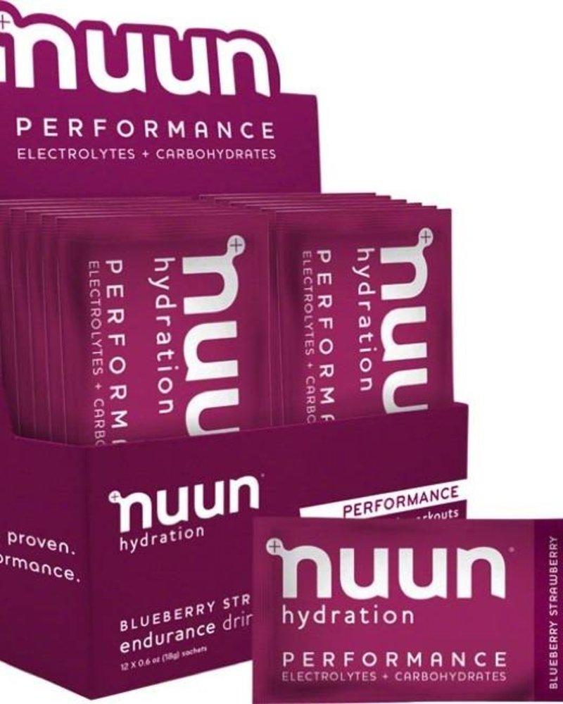 Nuun NUUN PERFORMANCE DRINK MIX - box of 12 singles