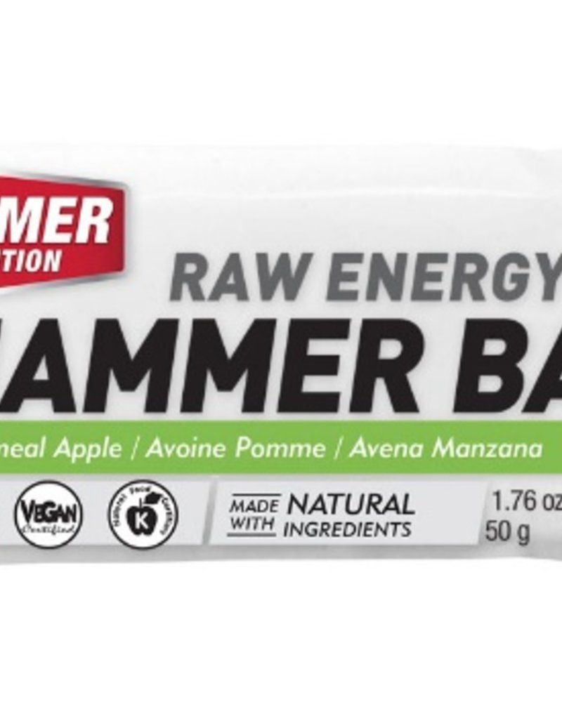 Hammer Nutrition HAMMER BAR (Box of 12) OATAPPL single