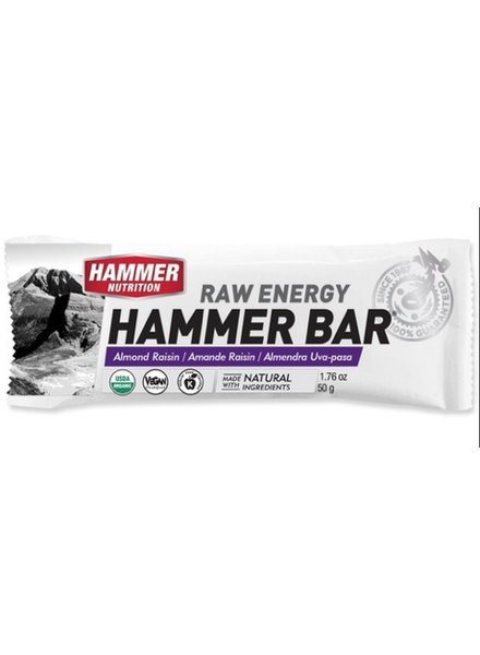 Hammer Nutrition HAMMER BAR ALM/RAISIN single