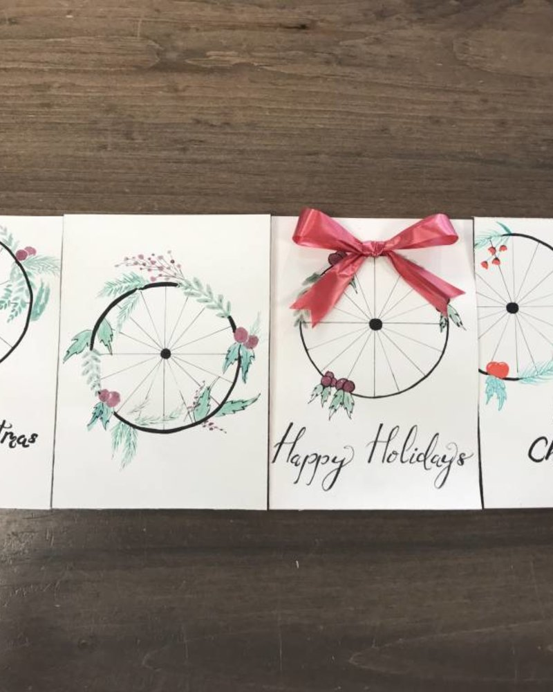 Locally Handmade Christmas Cards