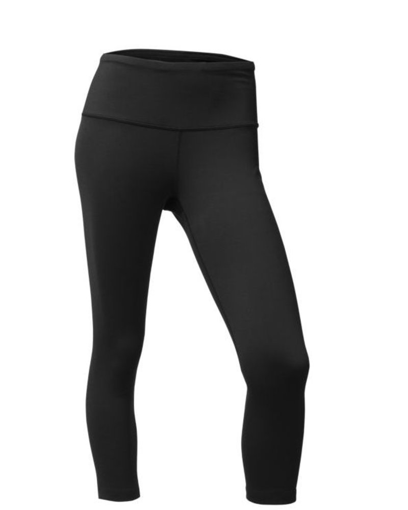 THE NORTH FACE THE NORTH FACE WOMENS MOTIVATION CROP W/ POCKETS