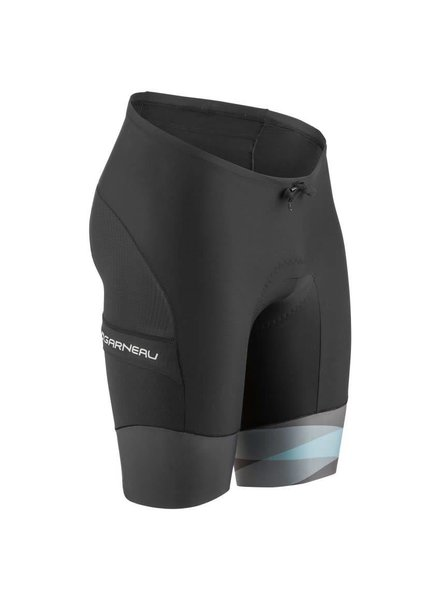 "Louis Garneau MEN'S PRO 9.25"" CARBON SHORTS"