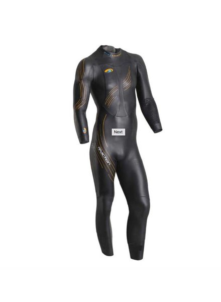 BLUESEVENTY MEN'S REACTION TRIATHLON FULLSUIT