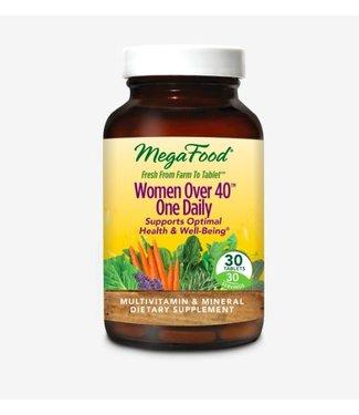 Mega Food WOMEN OVER 40 -72 tabs