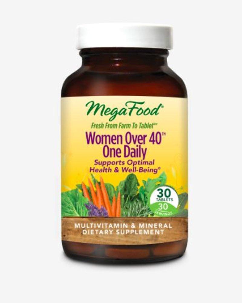 Mega Food MEGA FOOD WOMEN OVER 40 -72 tabs