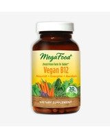 Mega Food VEGAN B12 -30 tabs