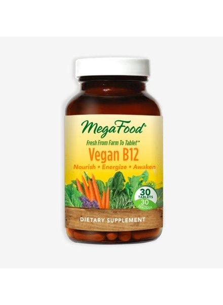 Mega Food VEGAN B12 -30 tabs