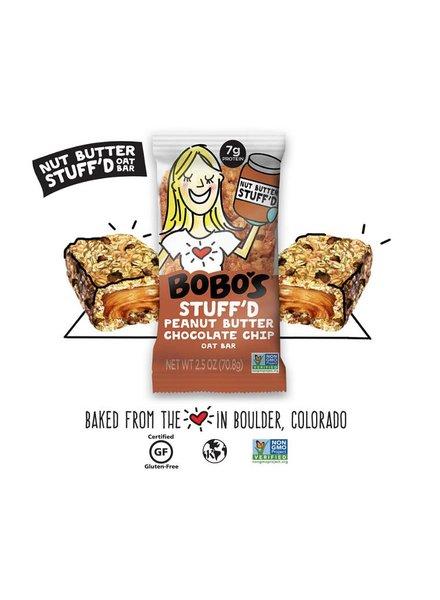 Bobo's Oat Bars - Stuff'd