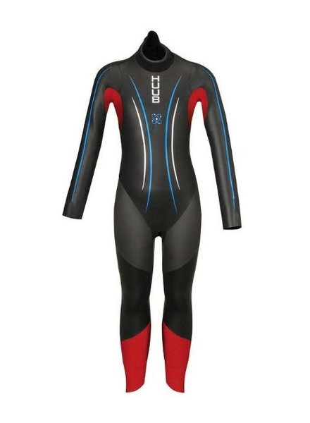 RESALE WETSUIT- Huub Atom Youth S