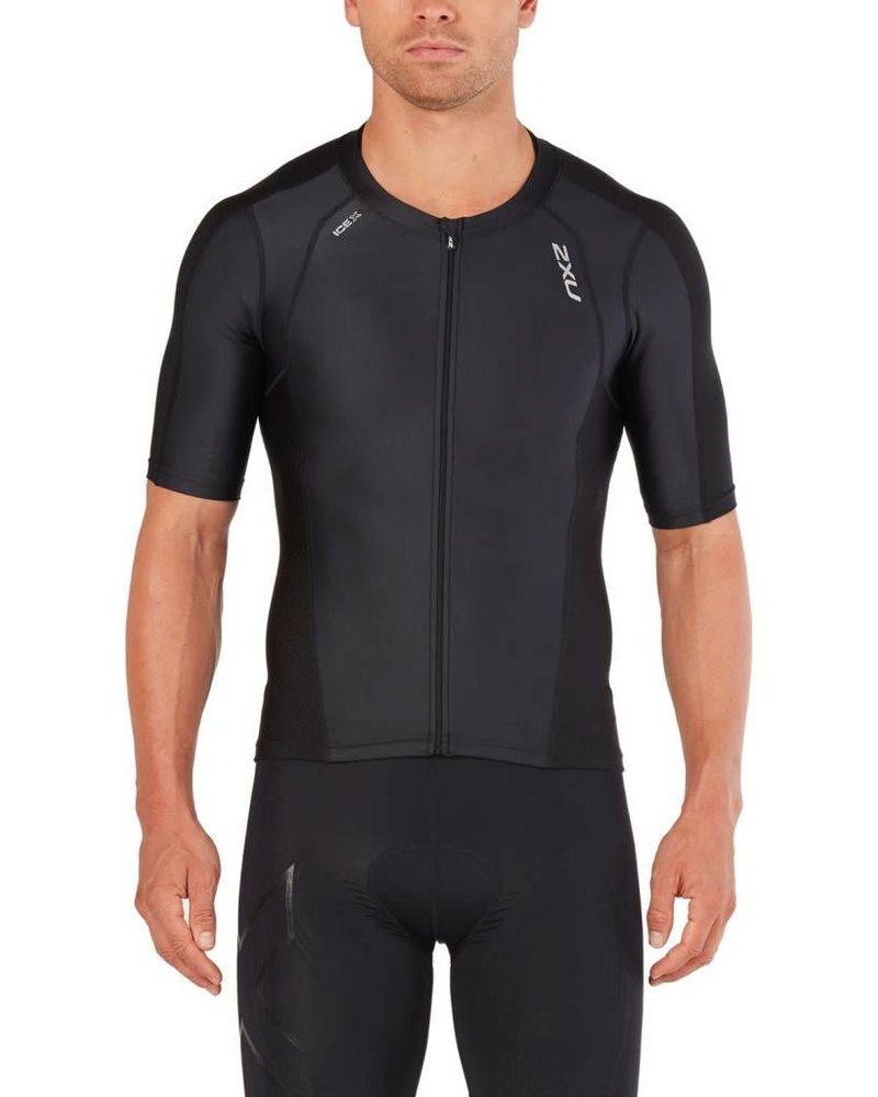 2XU 2XU MEN'S COMPRESSION Sleeved Tri Top (MT4840)