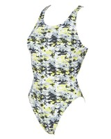 Arena ARENA CAMOUFLAGE TECH BACK WOMEN'S SWIMSUIT