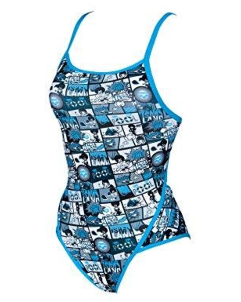 Arena ARENA COMICS SUPERFLY BACK WOMEN'S SWIMSUIT
