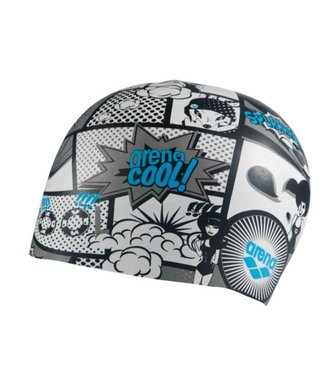 Arena POOLISH MOULDED SILICONE SWIM CAP