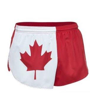 """Boa Men's Canada 1"""" Split Run Short"""