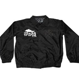 Dissizit Coaches Jacket - DZT Crossing - Black