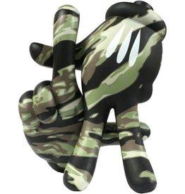 Dissizit Vinyl Figure - LA Hands - Camouflage