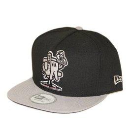 Dissizit NE Snapback - LA #1 - Black/Grey