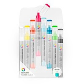 MTN Water Color 5m Marker 8pk