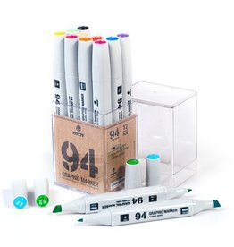 MTN 94 Graphic Marker - Classic 12pk