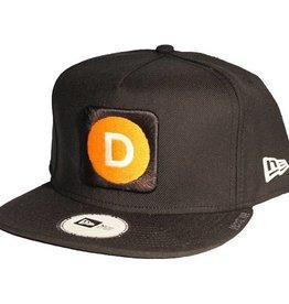 Dissizit NE Snapback - D Line - Black