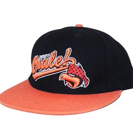 Dissizit Snapback - Orale - Black/Orange