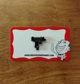 """Dissizit Pin - Uzi (Size .90"""")"""