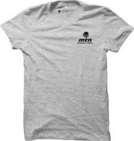 MTN Tee - Logo Tee - Heather