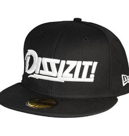 Dissizit NE Fitted - Spark Dat - Black