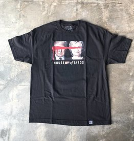 Dissizit Tee - House Of Tards - Black
