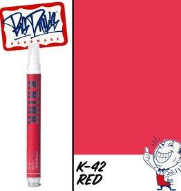Krink K-42 Paint Marker - Red
