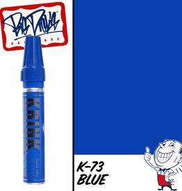 Krink K-73 Bleed Thru Marker - Blue