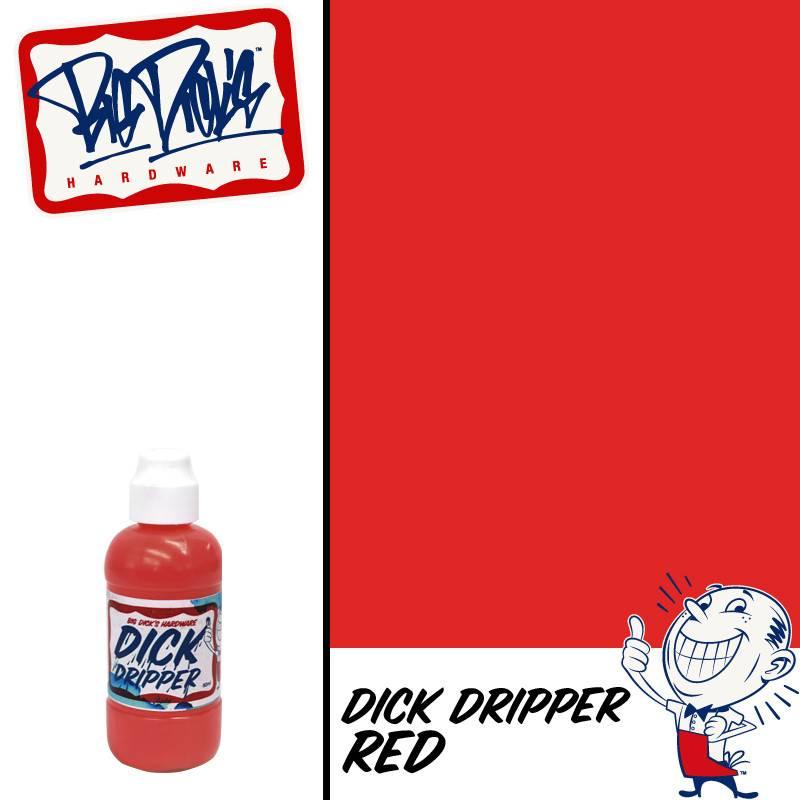 Dick Dripper - Red