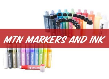 MTN Markers and Inks