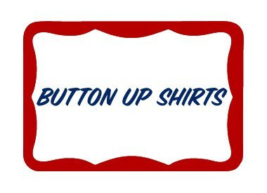 Button Up Shirts