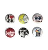 """BDH Button Pin Set - PSD (Size 1"""")"""