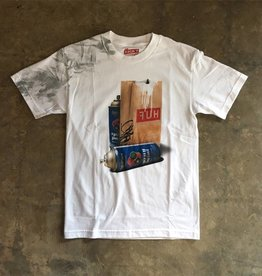 Dissizit Tee - FUH - White