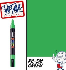 Posca PC - 5M Paint Marker - Green