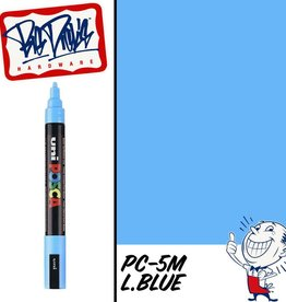 Posca PC - 5M Paint Marker - Light Blue