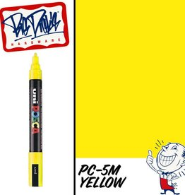 Posca PC - 5M Paint Marker - Yellow