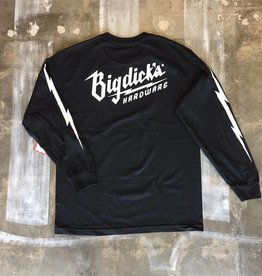 BDH L/S Tee - Tools - Black