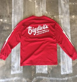 BDH L/S Tee - Tools - Red