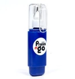 Press N Go - Blue Short Marker - Empty