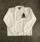 CC Coaches Jacket  - TSLA - White